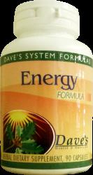 Energy Herbal Formula