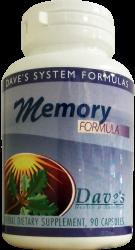 Memory Herbal Formula