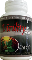 Virility NOW Herbal Formula