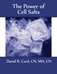 The Power of Cell Salts Seminar by David R. Card