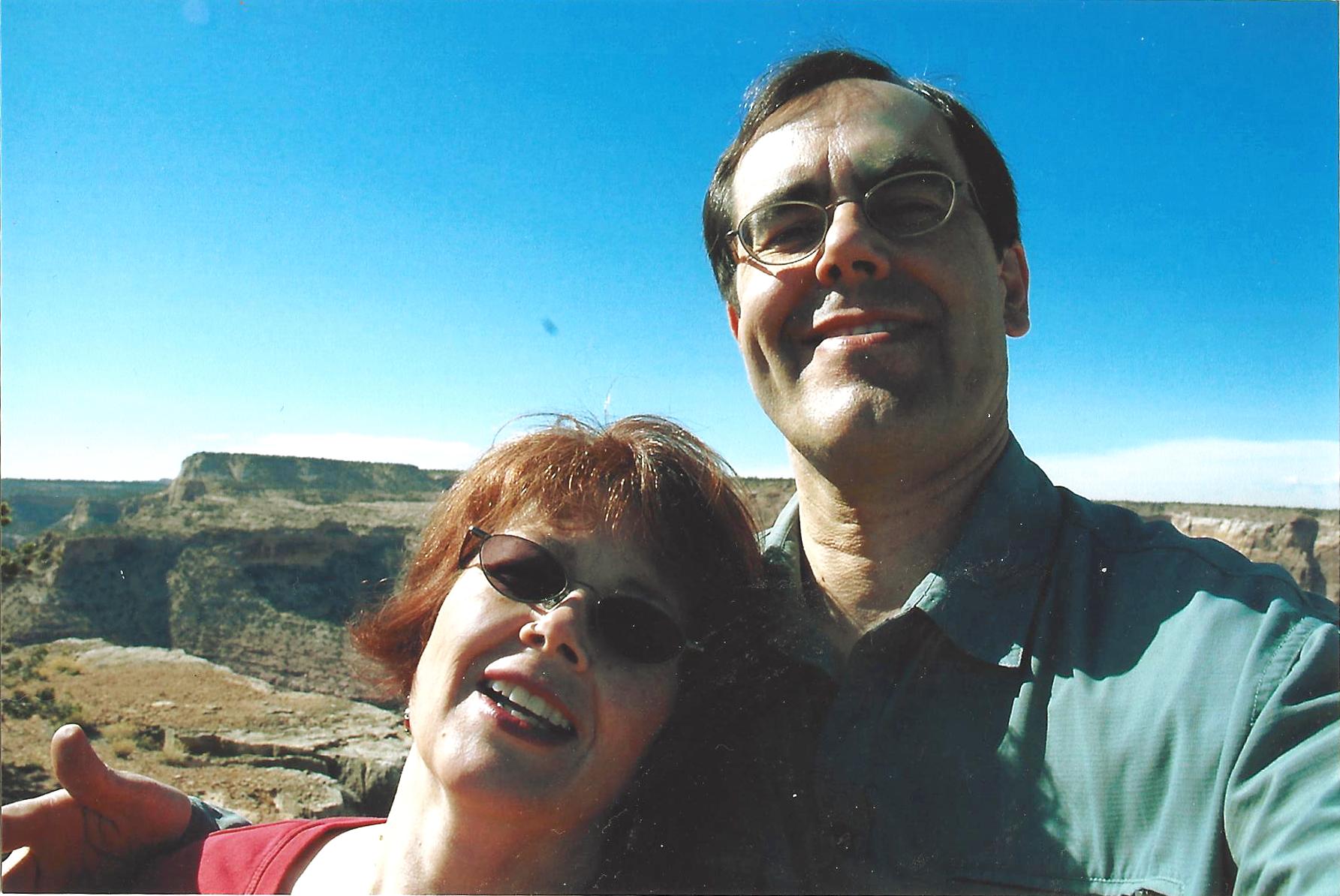 Dave and Teresa Card